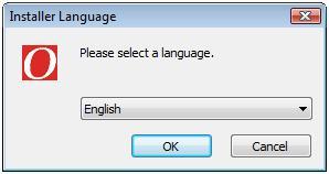 Installer Language of OpenERP