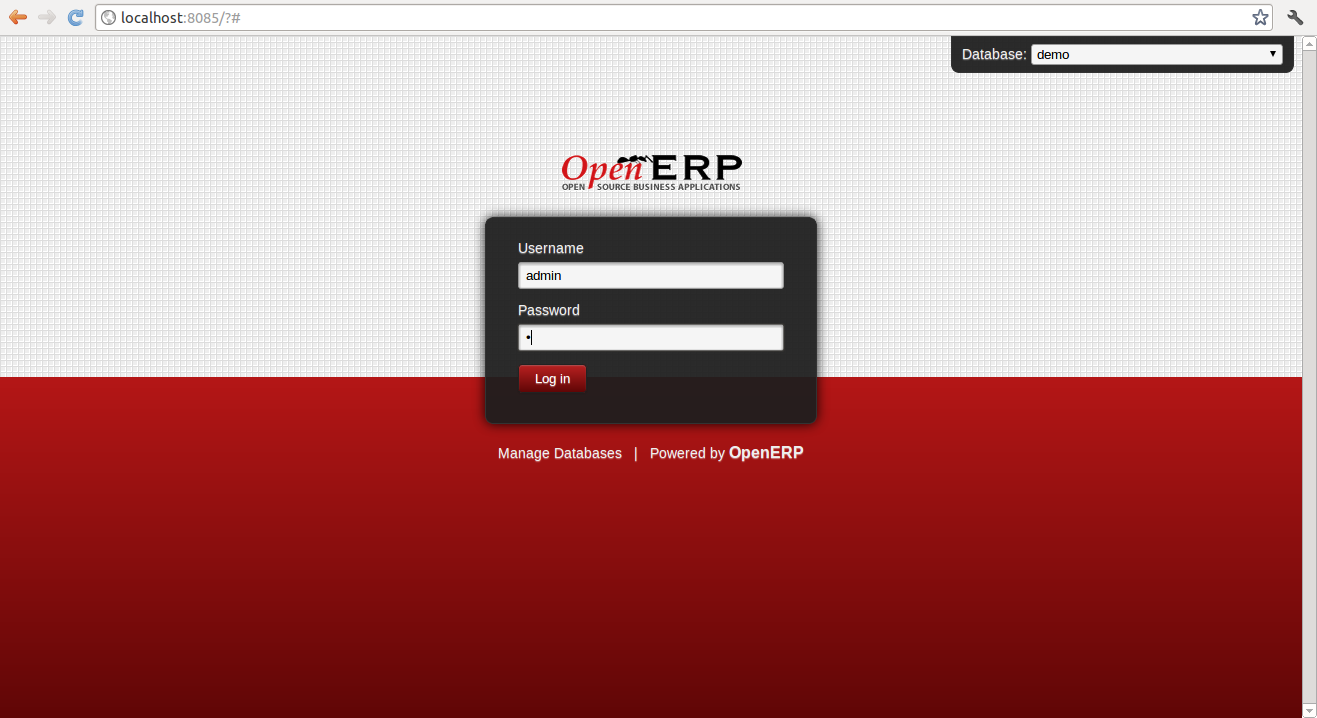 1.openerp_7_login_page