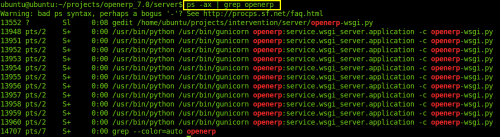 8.openerp-gunicorn-processes