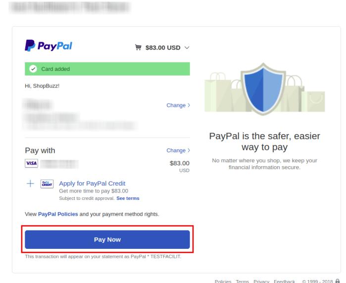 Django Jobseeker Payment Button