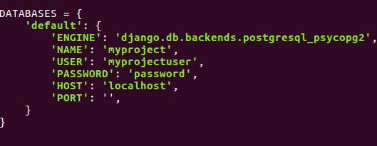 Add Database